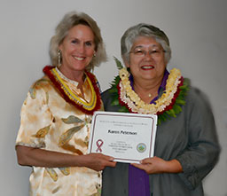 Selected Women of Maui County