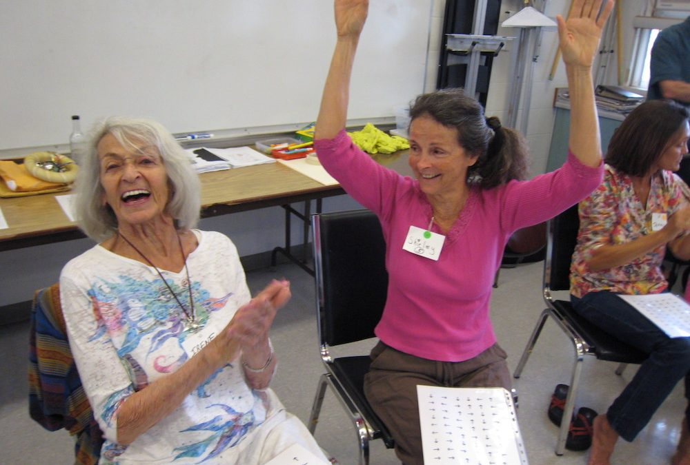 Move With Balance® with Music receives a grant from the Alzheimer's Foundation of America